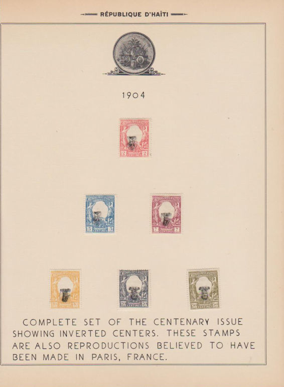 Link to the image of the fourth page offered in Society Auction Lot 4