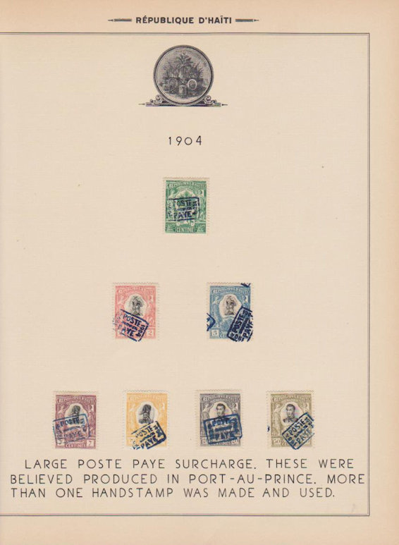 Link to the image of the fifth page offered in Society Auction Lot 4