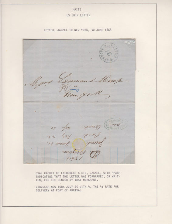 Image of Auction Lot 6 album page